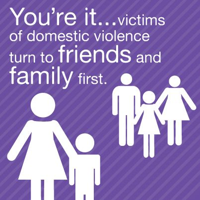 Finally, hope for victims of domestic violence