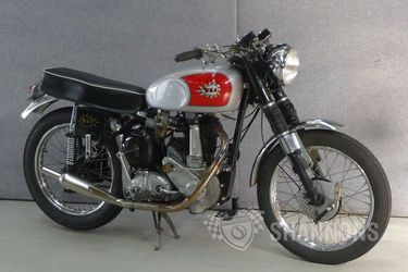 bsa motorcycles | BSA B33 'Special' 500cc Motorcycle