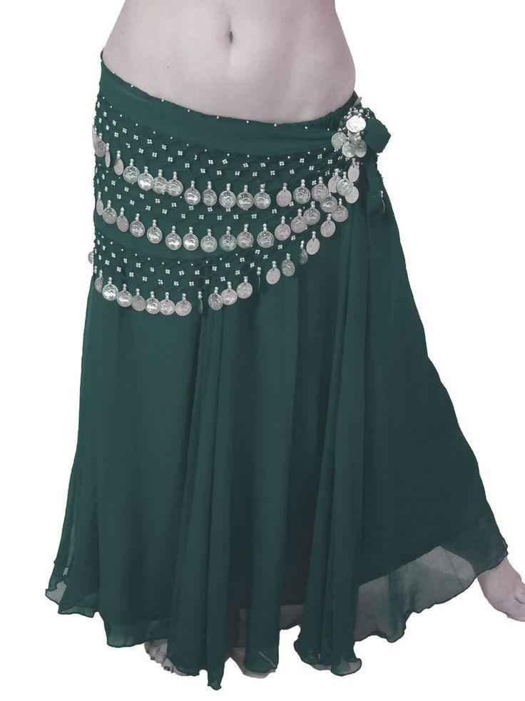 Verde Belly Dancing Faldas Danza Faldas Trajes se adapta a S A Xxl no transparentes | Clothes, Shoes & Accessories, Dancewear & Accessories, Women's Dancewear | eBay!