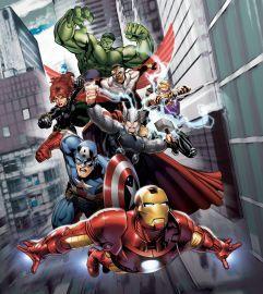 Fototapet Disney Avengers la lupta