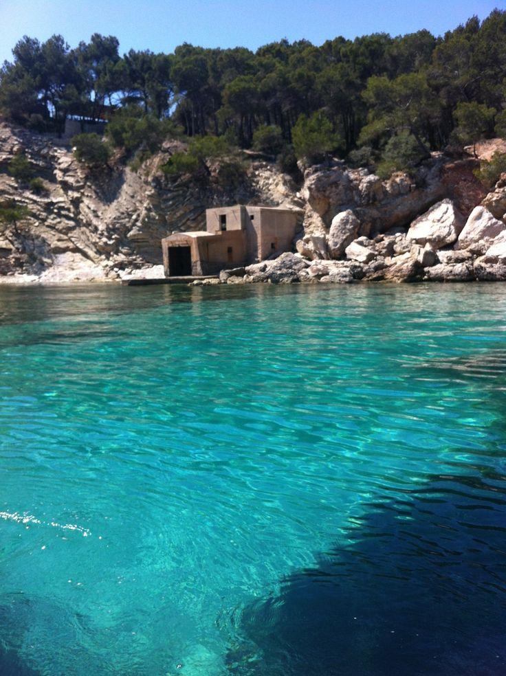 Cala Fornells à Paguera, Islas Baleares
