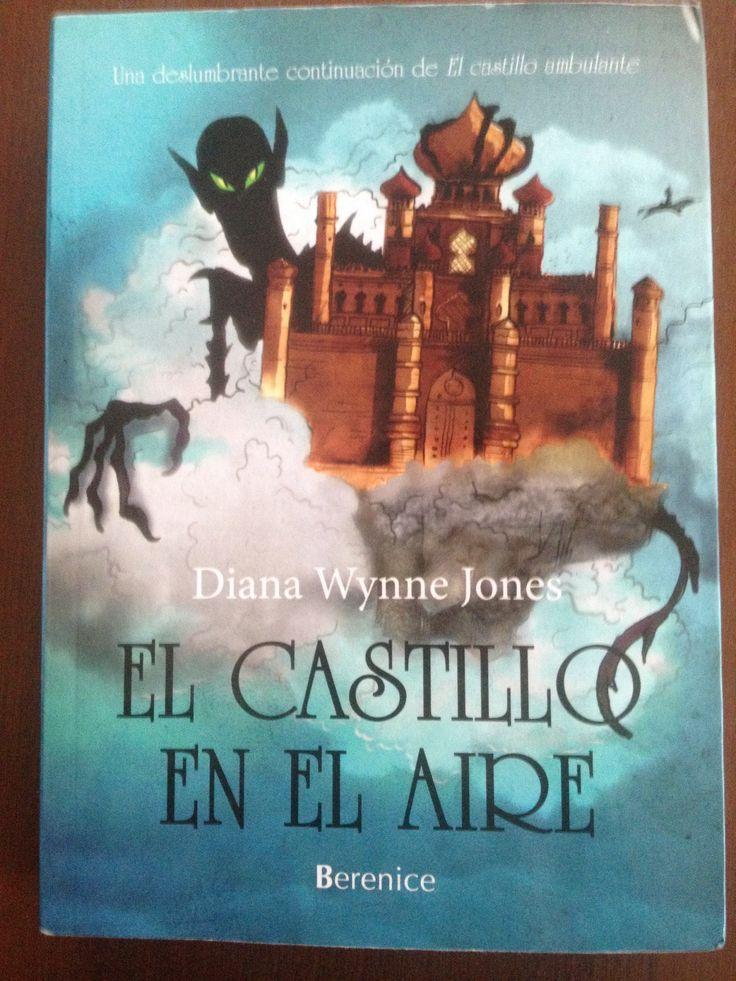 Diana Wynne Jones, El castillo en el aire. Cuento de princesas, genio en…