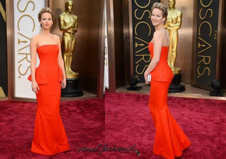 Visual Fashionist: Oscar 2014 red carpet: pagelle meglio e peggio vestite, da Amy Adams in Gucci a Pink in Elie Saab (FOTO)