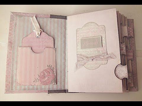 - Mini Album para bebé