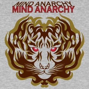 mind anarchy small - Men's V-Neck T-Shirt by Canvas