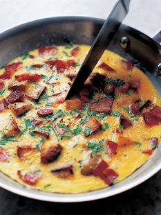 Barefoot Contessa - Recipes - Country French Omelet