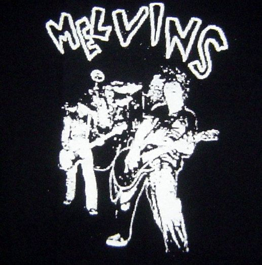 the Melvins sur Etsy