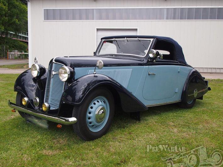 Car trader vintage auto