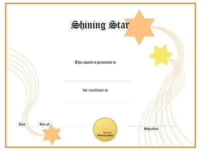 13 best Certificates images on Pinterest Award certificates - ms word gift certificate template
