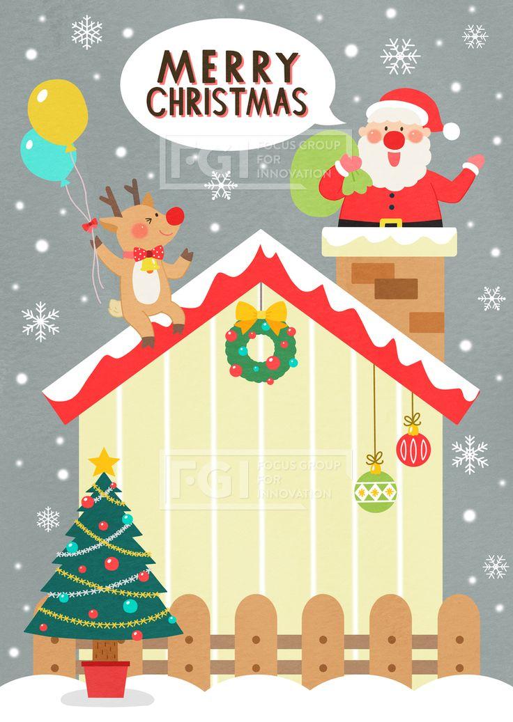 SPAI164, 프리진, 일러스트, 겨울, 이벤트, 에프지아이, 크리스마스배경, 크리스마스, 배경, 캐릭터, 사람, 남자, 오브젝트, 성탄절, 메리크리스마스, 기념일, 화이트크리스마스, 화이트, 선물, 선물상자, 상자, 웹활용소스, 귀여운, 풍경, 산타, 산타할아버지, 할아버지, 노인, 장식, 행사, 축제, 홀리데이, 크리스마스트리, 트리, 나무, 웃음, 미소, 행복, 타이포그래피, 텍스트, 문구, 화려한, 말풍선, 풍선, 사슴, 동물, 루돌프, 집, 건물, 주택, 울타리, 구슬, 볼, 눈, 눈꽃, 굴뚝, 주머니, 선물주머니, 지붕, 빨간코, illust, illustration #유토이미지 #프리진 #utoimage #freegine 20118398