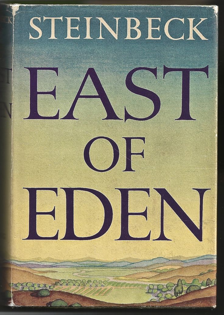 east of eden a story of Need help with chapter 50 in john steinbeck's east of eden check out our revolutionary side-by-side summary and analysis.