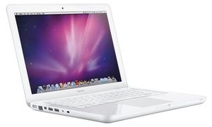 """Groupon - Apple MacBook 13.3"""" Laptop with Intel Core 2 Duo Processor, 4GB RAM, and 250GB Hard Drive (Refurbished). Groupon deal price: $349.99"""