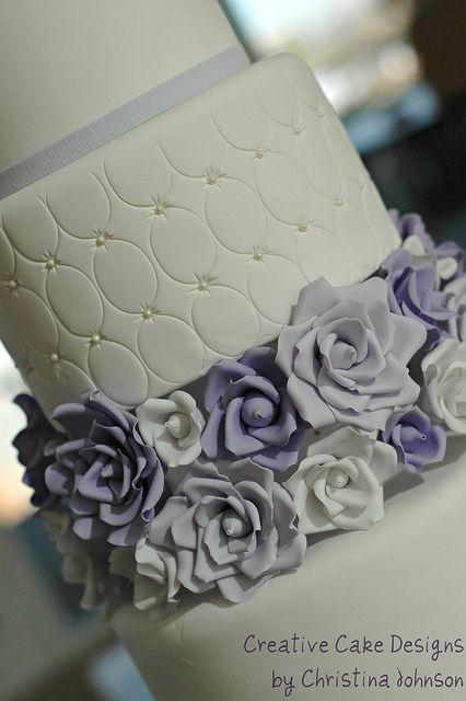 Closeup of handmade roses. | Flickr - Photo Sharing!