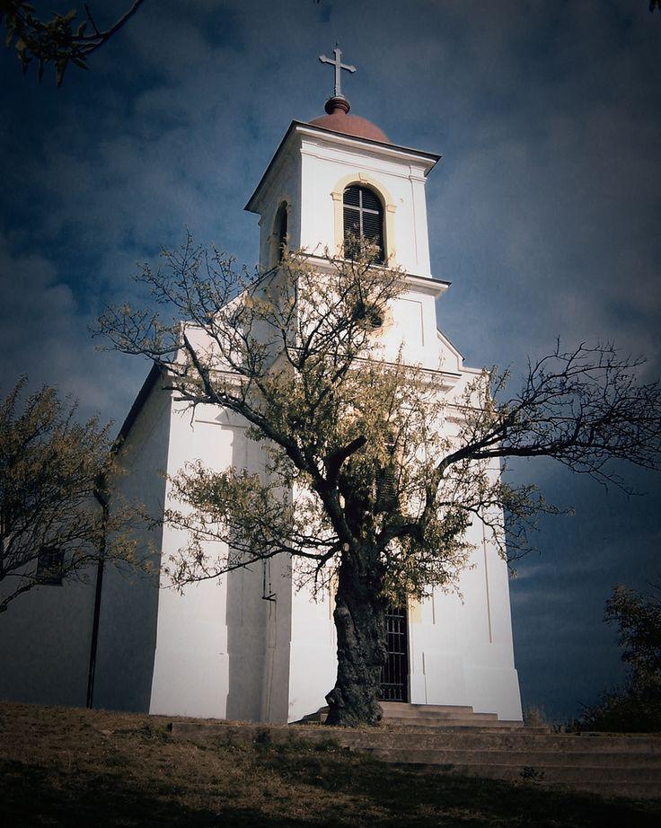 Pécs Havi-hegyi kápolna / Pécs, Havihegy Hill chapel - Pécs, Hungary