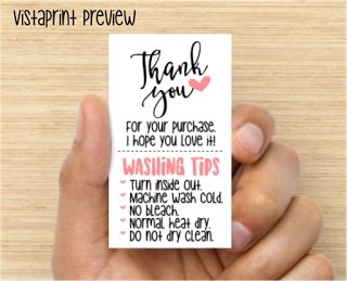 Hey y'all! Today I wanted to share a new FREEBIE printable file, that you can include with all of your HTV projects. These tags are awesome to include with all of your packages that you ship out, as they will help your customers know exactly how to care for their garments, and it will also help you when it comes to customer issues because of mishandling on their part. I'm not sure if you've ever had this happen before, but sometimes upon shipping an item, the custome...