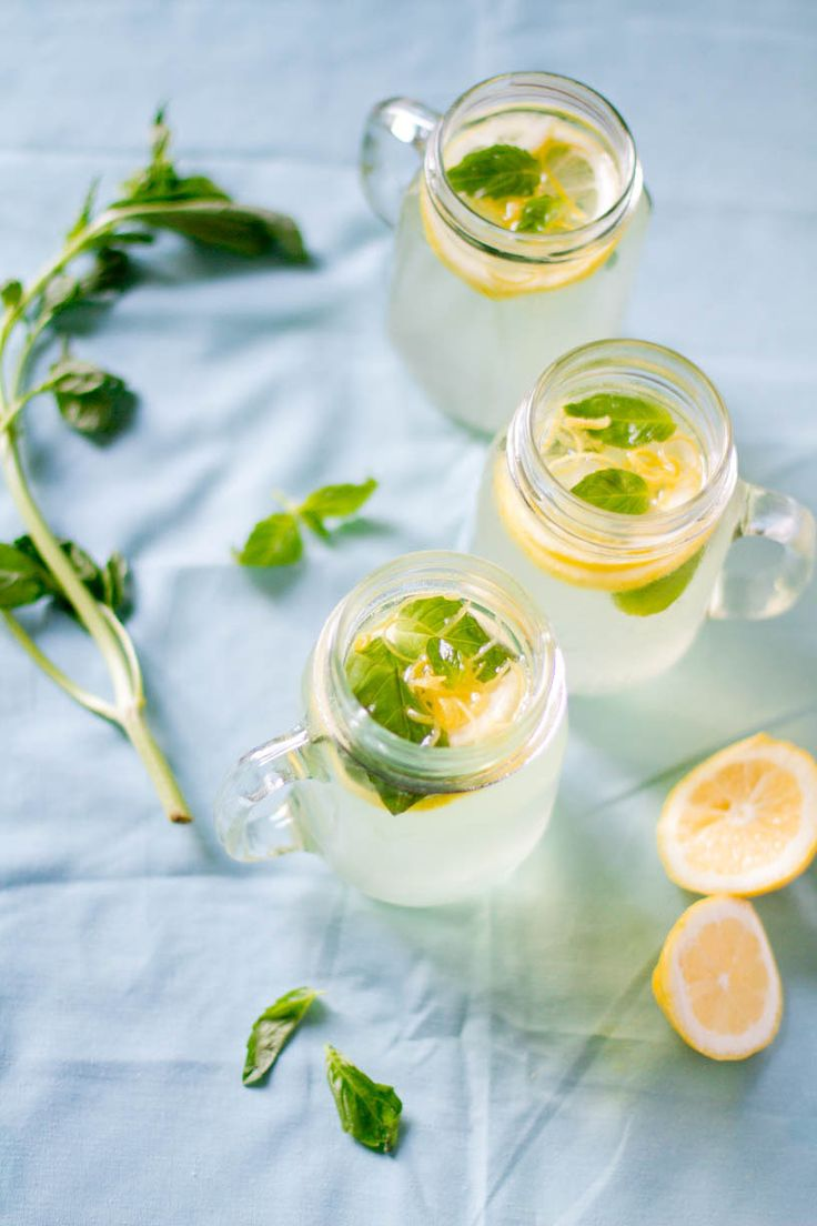 Basil LemonadeCilantro Limes, Recipe, Basil Lemonade, Drinks Lemonade ...