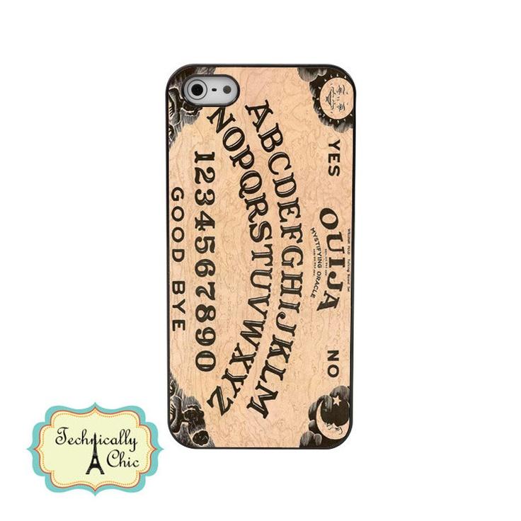 Ouija Board Iphone Hard Case Funny Via Etsy