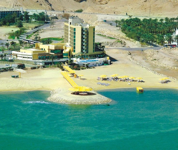 Hotel Hod Hamidbar Resort & Spa w izraelskiej miejscowości Ein Bokek nad Morzem Martwym oferuje pobyty wellness i kuarcje lecznicze (m.in. kurację na łuszczycę i atopowe zapalenie skóry)