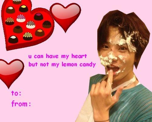 Valentine's day - Sungjong's version