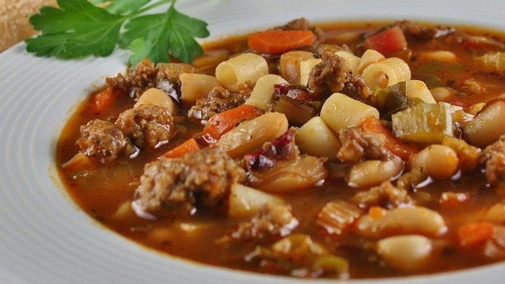 Italian Sausage and Tomato Soup