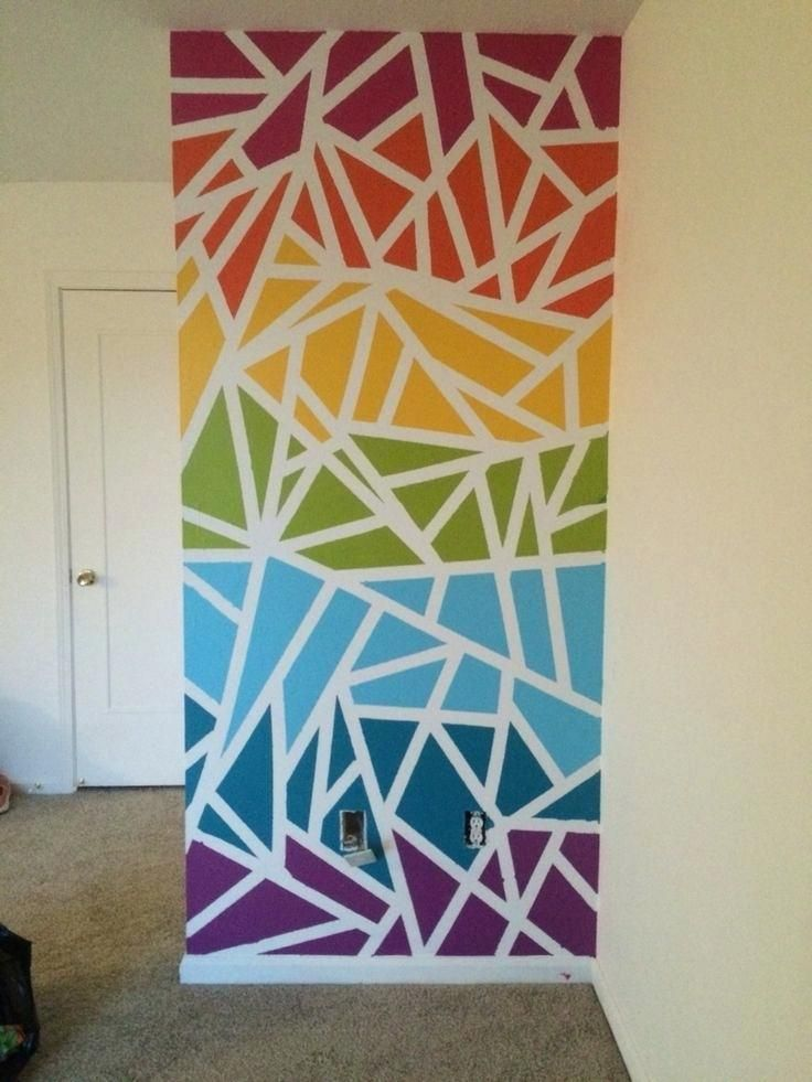 31 Cool Ideas Paint Walls Avangraf Life Wall Paint Designs Wall Design Accent Wall