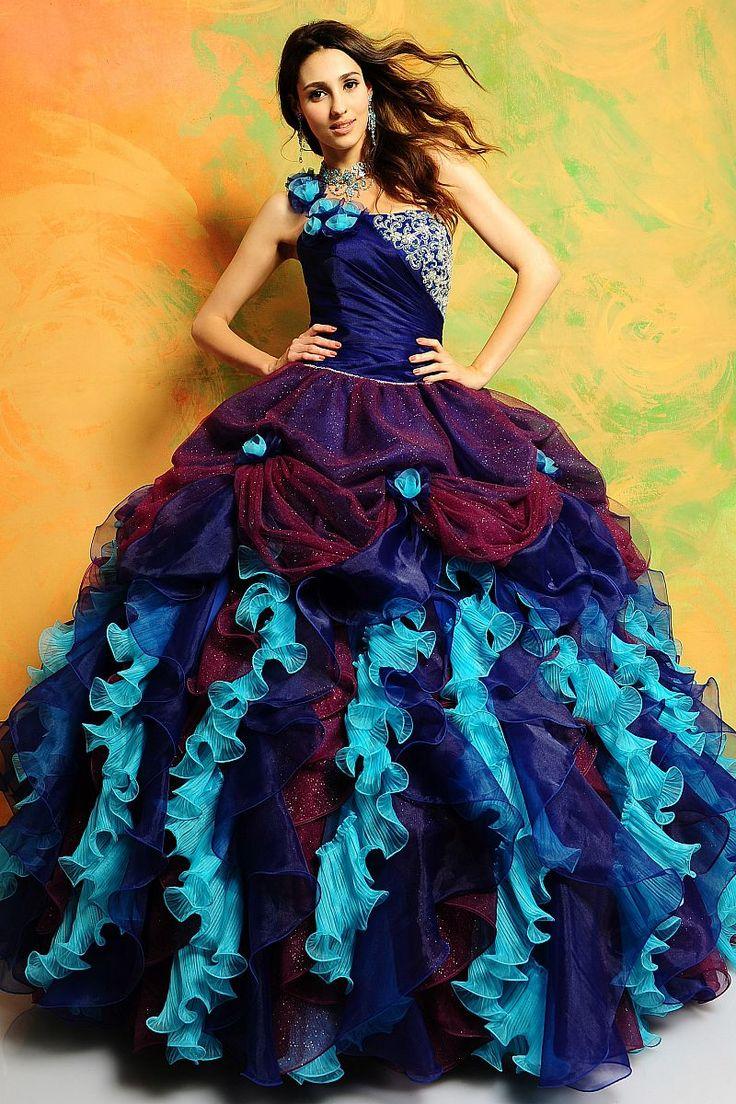 Ugly Blue Bridesmaid Dresses Www Pixshark Com Images