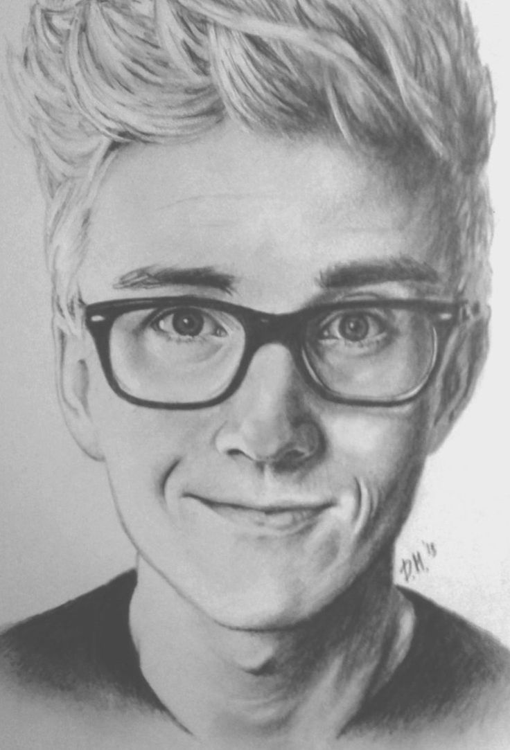 Tyler Oakley by DraconaMalfoy on DeviantArt