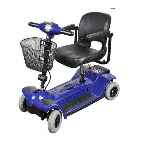 Zip'r Traveler 4 Wheels Scooter