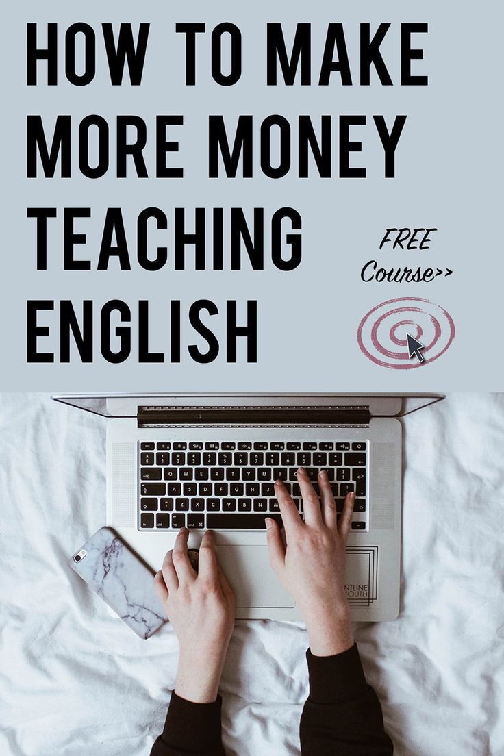 This free course has amazing tips on how to earn more as a private English (ESL / ELL / EFL) teacher. #TEFL #TeachEnglish #EnglishTeacher #ESL