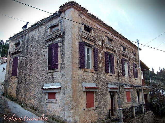 Ελένη Τράνακα: Λούχα, Ζάκυνθος / Louha, Zakynthos