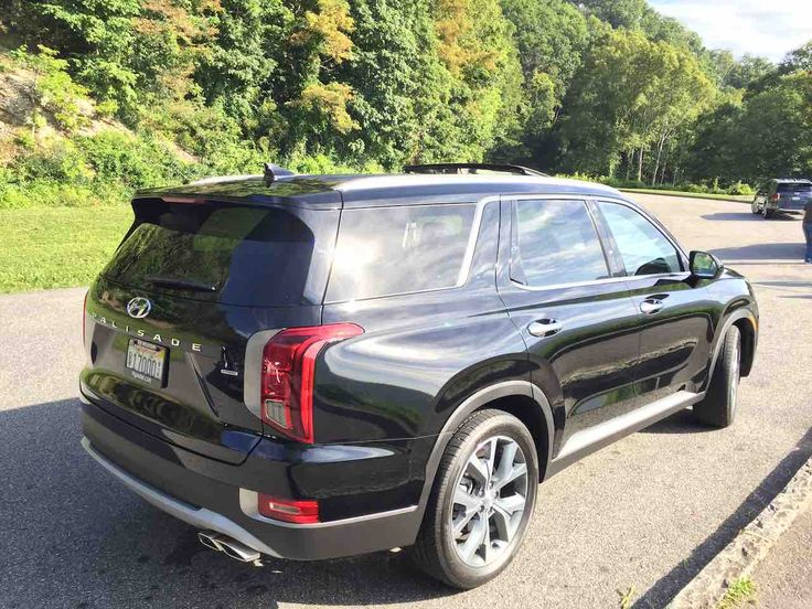 2020 Hyundai Palisade SEL AWD Luxury Adventure en 2020