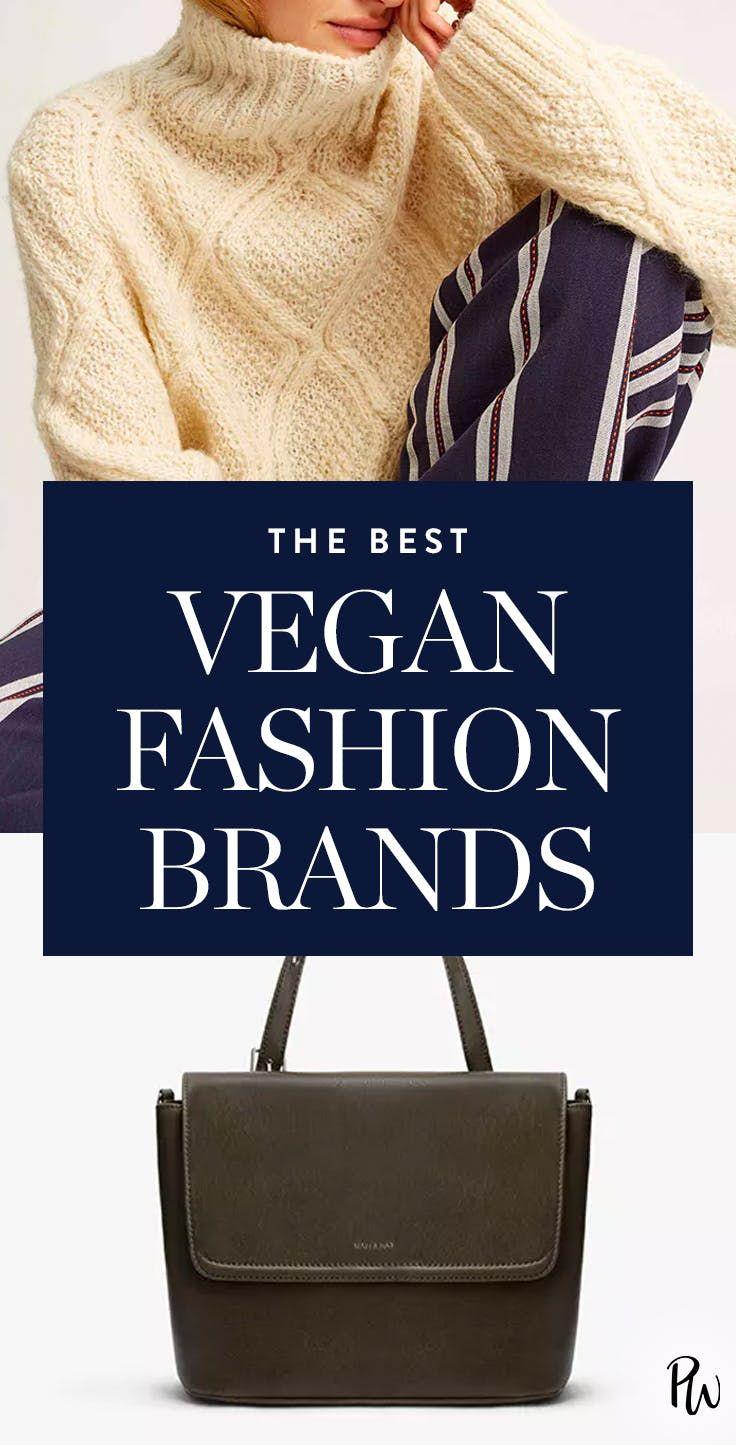 7 Fashion Brands Vegans Can Get Behind via @PureWow