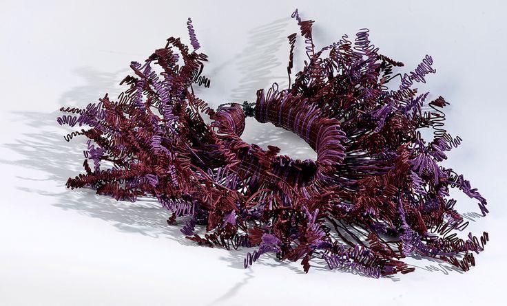 EXPO Filo Rosso - Silvia Beccaria - 'flora' gorgiera: