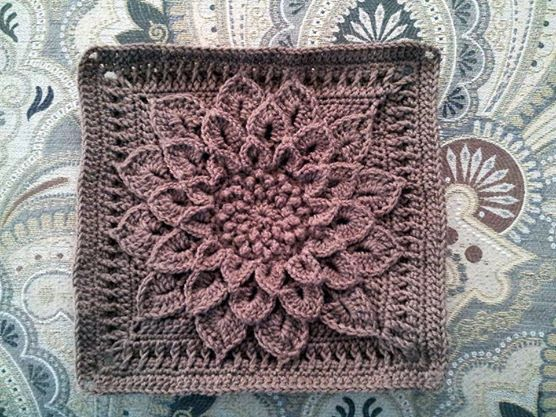 How to Crochet the Bavarian Rectangle | FaveCrafts.com