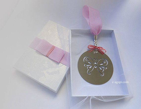 Baby girl gift ideas Baby girl baptism gifts by eAGAPIcom on Etsy