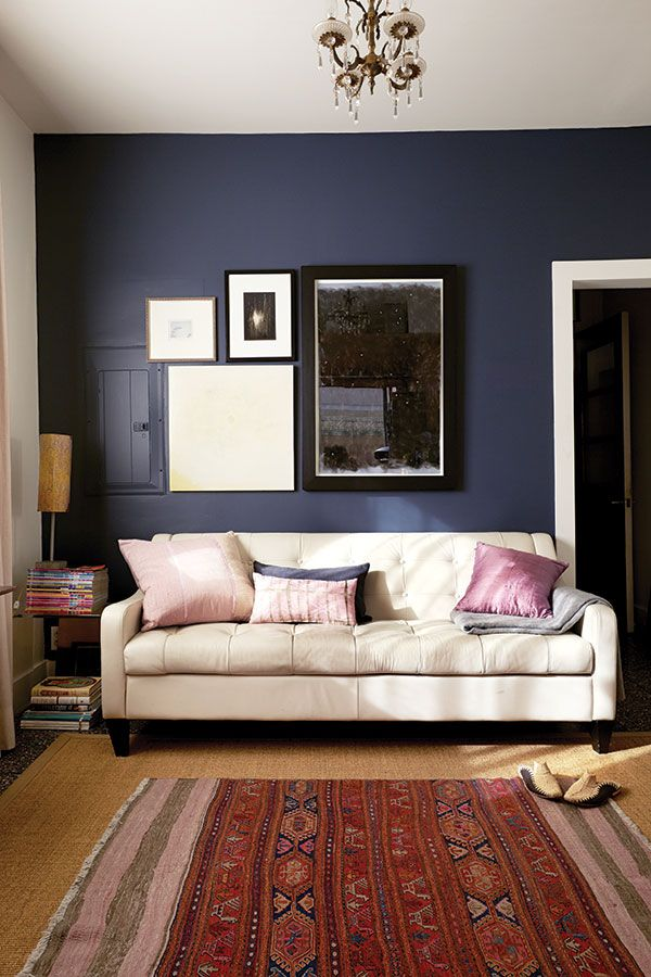 5 Beautiful Accent Wall Ideas To Spruce Up Your Home: Peek Inside A Beautiful West-end Row House In Toronto