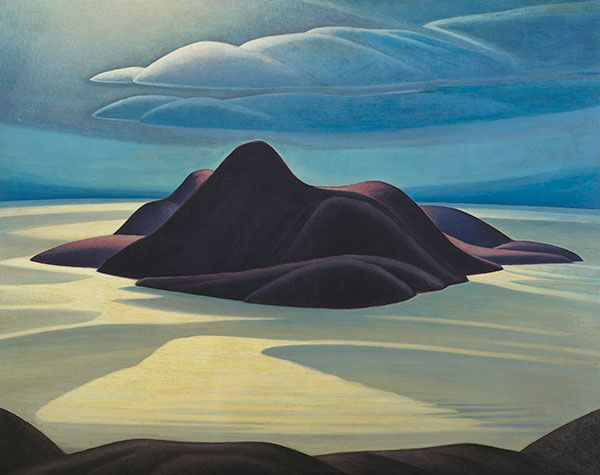 Lawren Harris: The Idea of North at the Hammer Museum