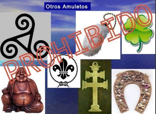 simbolos  que  no  deben  usar