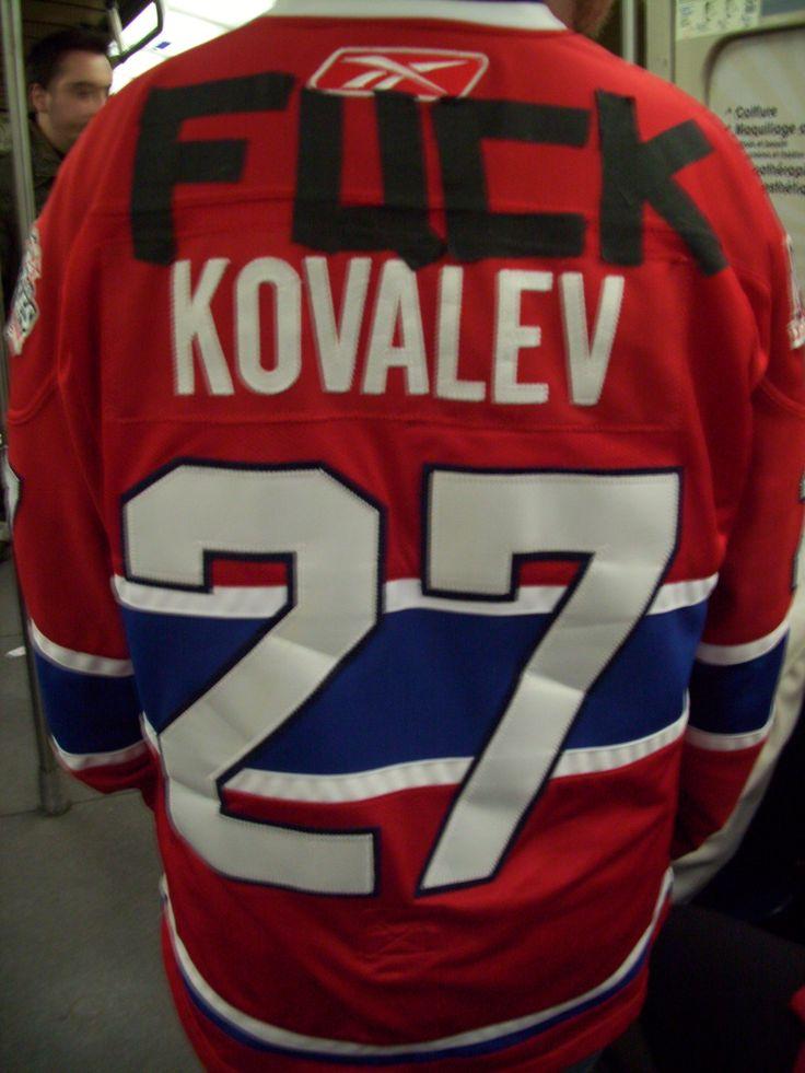 F-ck Kovalev!