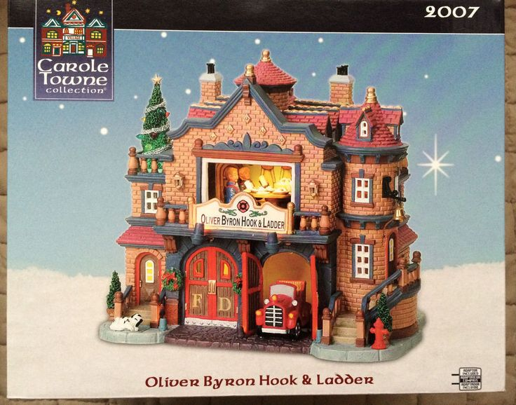 590 best christmas village vision images on Pinterest | Christmas ...
