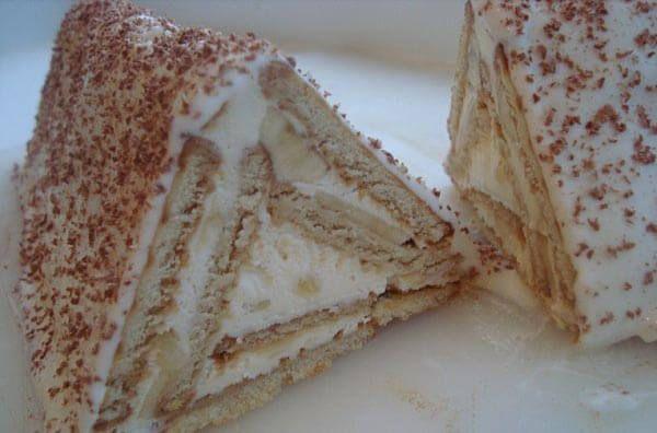 Творожный торт без выпечки всего за 30 минут
