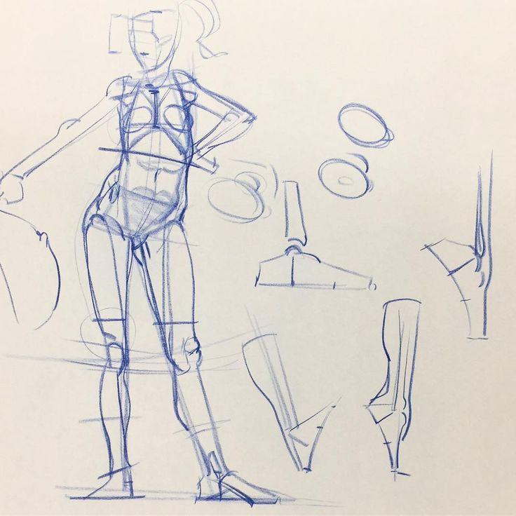 Шпаргалки Для Художников Как Рисовать Людей