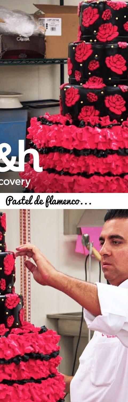 Pastel de flamenco | Cake Boss | Discovery H&H... Tags: baile flamenco, flamenco, vestido flamenco, pastel de flores, decoración de pasteles, cake boss, discovery mujer, discovery, discovery health & home, discovery h&h, h&h, videos de cocina, buddy valastro, buddy, pastel, preparación torta, recetas dulce, discovery home, receta de pastel, cocina, carlo's bakery, pastelería, pastelería