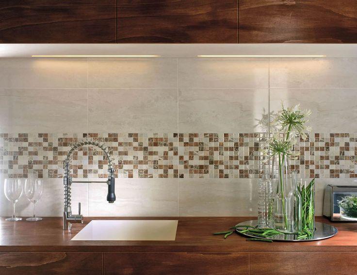 Oltre 25 fantastiche idee su pavimenti cucina su pinterest - Mosaico per cucina ...