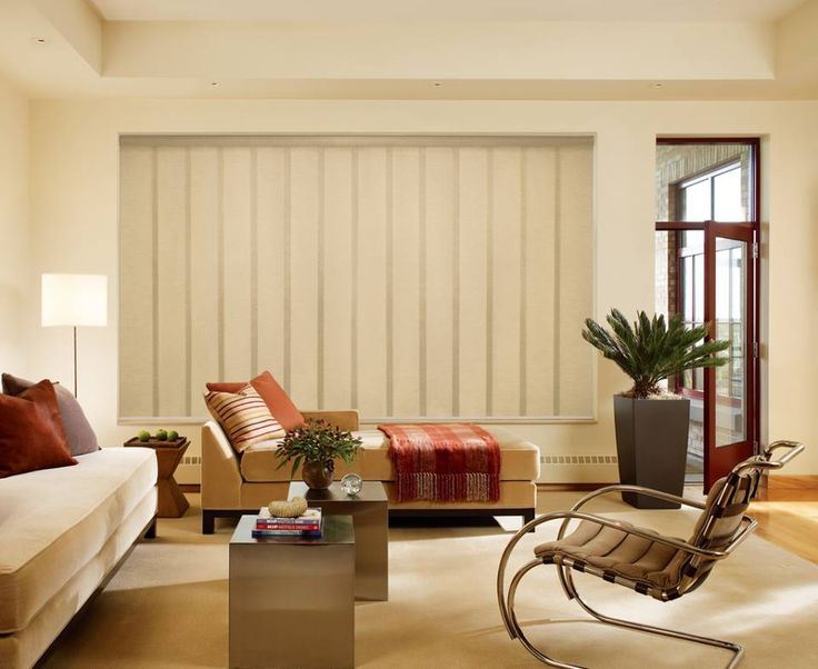 Hunter Douglas Skyline Vertical Blinds. Contemporary Window  TreatmentsContemporary ...