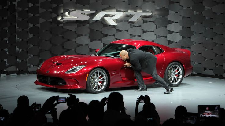 "Billed as ""America's most important performance car of the decade"", the Dodge SRT Viper was unveiled at the 2012 New York International Auto Show, surrounded in a cloud of tire smoke and the sound of an 8.4-litre V10 engine. The GTS (shown here) followed a year later."