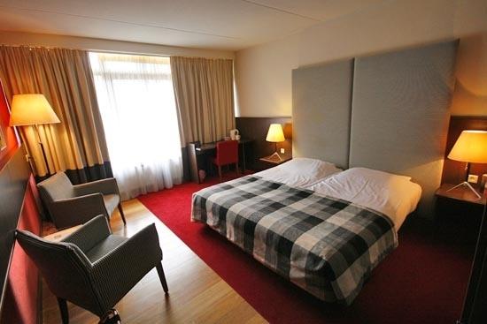 Hotelkamer Royaal