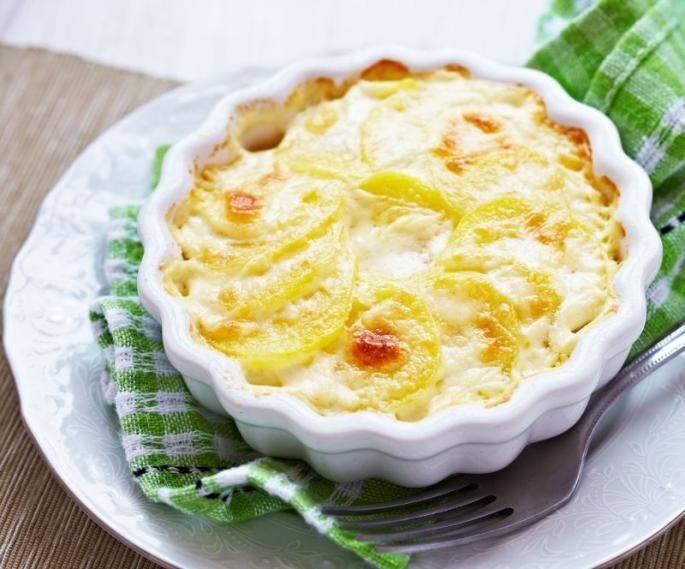Cartofi graten