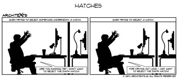 Hatches In Autocad Architecture Jokes And Interest