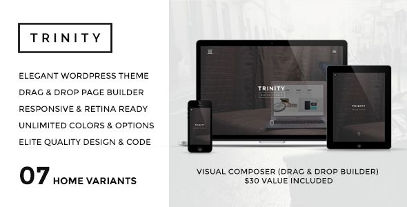 TRINITY - WordPress Responsive One Page Parallax Live preview here: http://themeforest.net/item/trinity-wordpress-responsive-one-page-parallax/8192760?ref=designova
